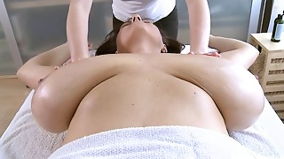 Bigtitted Mommy I'd like to shag Massage 1080p