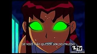 Young slut Titans Tentacles (EroParadise.com.br)