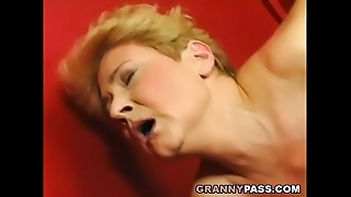 Shy Aged slut Becomes Bitch