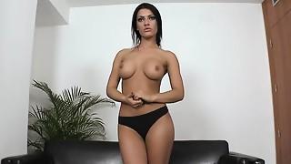 Astonishing girl for casting