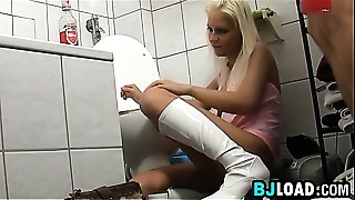 Drunk German Whore Anal-copulation Screwed