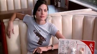 Angelina Jolie - Mojave Moon (Longer Topless) compilation