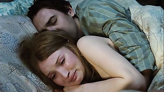 Only stripped &_ sex scenes of Emily Browning from Sleeping Girl