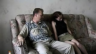 Non-professional father and daughter   XVIDEOSCOM
