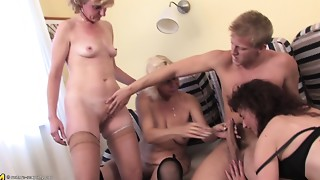Lennie, Lilly, Vicky H  Czech matures milfs