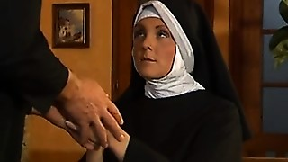 The concupiscent nun