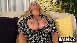 Sexy Mother I'd like to fuck Karen Gets Caught Masturbating By Stepson