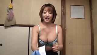 Reiko Kagami hawt mature Exotic playgirl in hawt dress