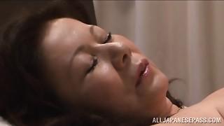 Chizuru Iwasaki hawt elder Exotic playgirl is fucked hard