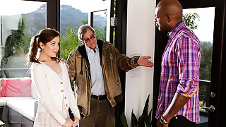 Kasey Warner in Daughter Does A Worthwhile Deed  - Clip