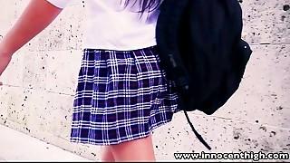 InnocentHigh Gazoo fucking slim schoolgirl in the classroom