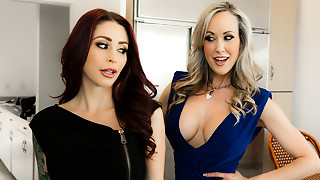 Brandi Love & Monique Alexander & Keiran Lee in Brandi Can't live without The Realtor -..