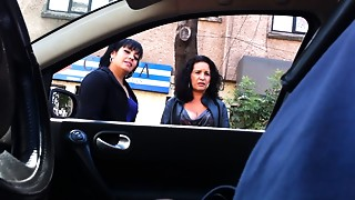 double flashing in the car 1