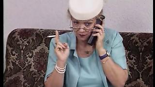 Rich old German aunt