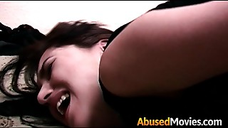 Step Brother Rough fucks Sister to Bang