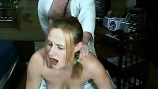 slutty women gets fucked by doctor