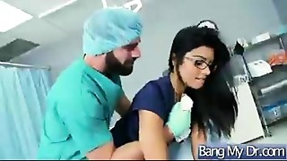 hot nurse had been screwed hard