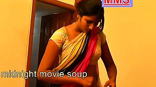 very hawt indian housewife after bath wearing saree man watch secretly