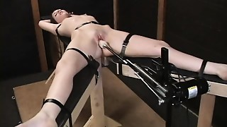 slavery and fucking machines (hailey) -11