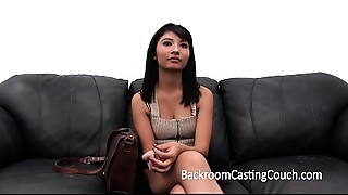 Shocking Try-out Daybed Confession (and creampie)