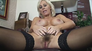 Jan Burton Hairy Wet crack Fucking