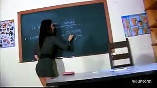 Teacher Samia Duarte Fucks Her Student