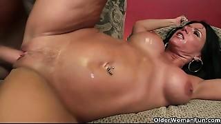 Sexy mom I'd like to bonk Kendra Secrets acquires fucked
