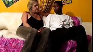 55yr old White Grandmother Wanda Can't live out of to Suck and Bang Bbc
