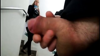 MyVidsRocK4LiFe's Stairwell 10-Pounder Flash Compilation