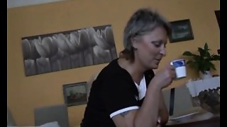 Sometimes, Specie Talks #5 (48 y.o. Older slut GILF)
