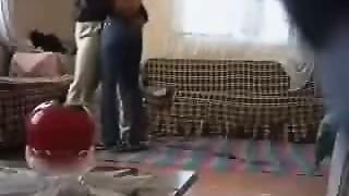 arabic gal screwed by neighbor spy cam