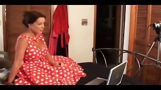 Mama Caught By Son doing Masturbation