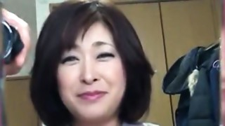 Japanese Bulky Old Creampie Sayo Akagi 51years
