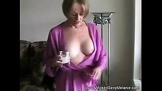 Mommy Lets Son Do Her Body