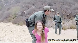 Police uniform Threesome and police woman s&m xxx Ace fuck dance for Tight