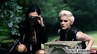 DigitalPlayground - Blown Away - Scene 5