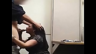 Indian gal Fucked in Office by Colleague