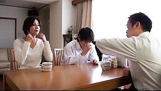 Sexy Exotic Japanese Mommy bonks her Juvenile Son