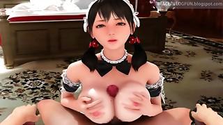 [3D HENTAI] SUPER Nasty MAID 2 HD