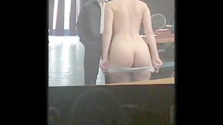 Jennifer Lawrence naked at Red Sparrow