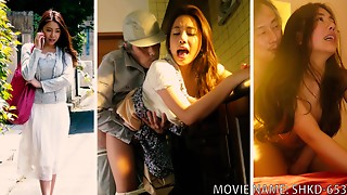 BEING Screwed IN FRONT OF HER Spouse - JAV PMV