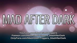 ASMR Oral-service Tugjob Roleplay POV (Erotic ASMR YouTuber)
