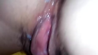 Wife lastly screwed spouse with ally creampie sloppy seconds #2