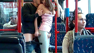 Mofos - Bonnie Shai acquires pounded on the bus