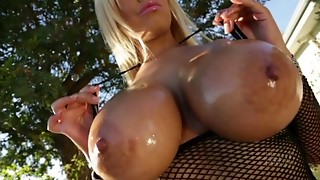Superlatively good of Large Fake Titties #3 - Compilation