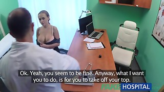 FakeHospital Fast fucking with patient after earthquake ignites raunchy longing