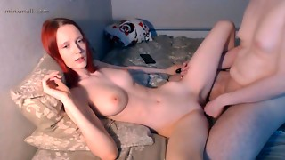 Sexy Redhead Teenie Web camera Sex