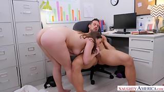 Astounding Office Porn Video