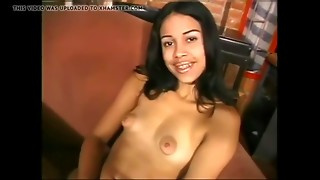 Brazilian Young slut With Puffy Teats