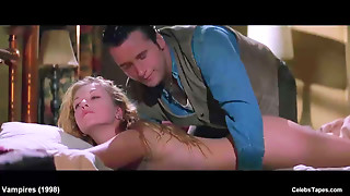 Sheryl Lee Undressed And Thrilling Love Making Copulation Scenes